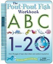 A Pout-Pout Fish Adventure: ABC, 1-20 : Over 50 Pages of Wipe-Clean Letters...