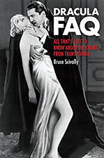 AUTOGRAPHED! DRACULA FAQ - History of Dracula and Vampires in Books, Movies, TV