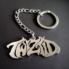 TWIZTID strange music charm High polished stainless steel  Key chain