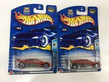 Track Aces  Hot Wheels  HW prototype 143 2/10 lot of 2
