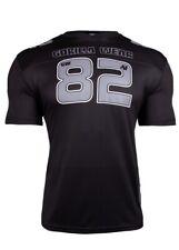 🦍UK M.Genuine Gorilla Wear Fresno T-Shirt. Black/Grey Brand new+tags RRP £39.95
