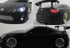 1/10 Scale TOYOTA 86  RTR Custom RC Drift -Cars  2.4Ghz & Charger