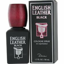 English Leather Black Mens Cologne Spray 1.7oz Ships Fast USPS First Class Mail