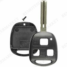 Replacement for Lexus Gx470 Lx470 Remote Car Keyless Entry Key Fob Shell Case
