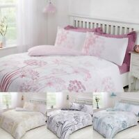 Country Meadow Bedding Reversible Duvet Cover and Pillowcase Set