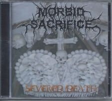 Morbid Sacrifice-Severed Death CD Christian Death Metal Brand New Factory Sealed