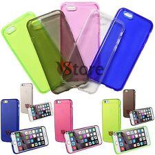 Cover Custodia  Per Apple iPhone 6  4.7 GEL TPU + Pellicola Proteggi Display LCD