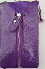 Purple Purse Key Holder