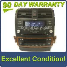 06 - 08 ACURA TSX XM Satellite Radio 6 Disc Changer CD Player 7HR0 OEM