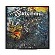 SABATON official woven Parche HEROES (SOLDIER) - tejido parche - Power Metal