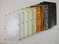 Replacement Back Plate Tremolo Cover For IBANEZ RG guitars in 11 colours