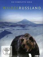 Wildes Russland [2 DVDs] von Tom Synnatzschke, Oliver Goetzl | DVD | Zustand gut
