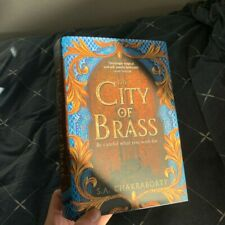 City of Brass (2017, UK Hardcover)
