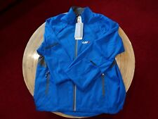 Louis Garneau Cabriolet Jacket - NEW with Tags - Blue XXL