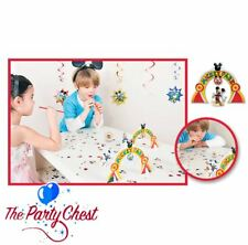 DISNEY MICKEY MOUSE CLUBHOUSE BLOW BALL PARTY GAME Childrens Birthday Party Game