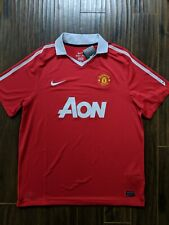 Nike Manchester United FC Dri Fit Red Jersey Kit XL