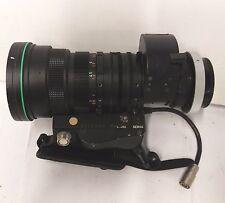 Canon J18X9B3 9-162MM  Lens for ikegami HL-79E