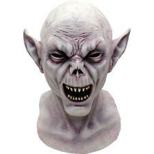 Caitiff Vampire Scary Deluxe Latex Halloween Horror Costume Head And Neck Mask