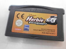 Nintendo GAME BOY ADVANCE GBA Herbie-Fully Loaded