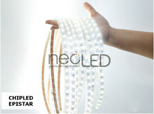 Striscia LED Strip luce naturale 4500k 5m 5050 300 LED Chip EPISTAR Impermeabile
