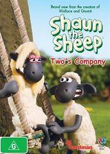Shaun The Sheep - Two's Company (DVD, 2010)