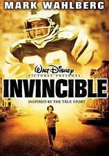 Invincible 0786936721027 With Mark Wahlberg DVD Region 1