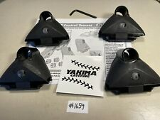 Yakima Control Towers 4 With Allen Wrench In Good Used Cond1659