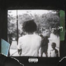 4 Your Eyez Only - J. Cole (2016, CD NEUF) Explicit Version