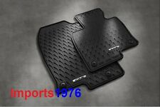 2017 Mazda CX-5 Genuine OEM All weather Floor Mats 0000-8B-R21 set of 4