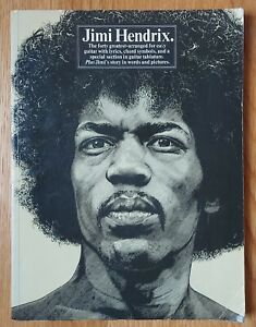 JIMI HENDRIX _ THE FORTY GREATEST _ 1978 _ CHORDS/GUITAR TABLATURE _