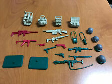 GI Joe 1985 Battle Gear Accessory Pack #3 100% Complete!