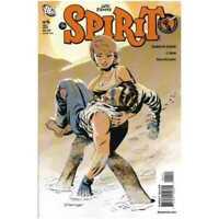 Spirit (2007 series) #4 in Near Mint condition. DC comics [*35]