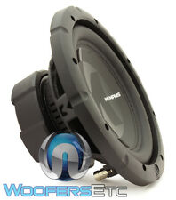 "Memphis Prx8d4 8"" Sub 200w RMS Dual 4-ohm Car Audio Subwoofer Bass Speaker"