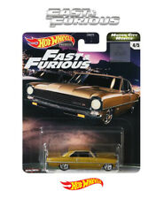 Hot Wheels Premium Fast & Furious Motor City Muscle 66 Chevy Nova