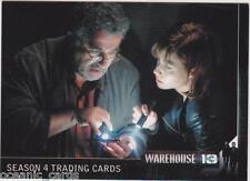 WAREHOUSE 13 SEASON FOUR TRADING CARDS COLLECTOR PROMO CARD P2