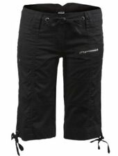 Mid 7-13 in. Inseam Shorts Cargo Unbranded for Women