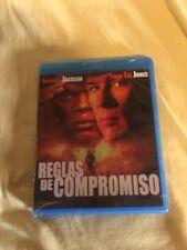 REGLAS DE COMPROMISO BLU RAY NUEVA