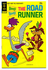 Beep Beep The Road Runner #43 (Gold Key) NM9.4