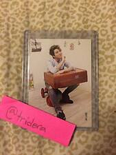 GOT7 Star Collection #80 YoungJae Natural Card Official Top Loader Sleeve KPOP