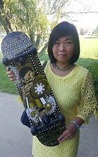 Manny Pacquiao The Destroyer Gold Championship Boxing Skateboard Ltd Ed 1 of 50