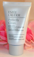 New Estee Lauder Perfectly Clean Multi-Action Foam Cleanser Mask 1.0 fl oz