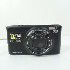 Fujifilm FinePix T Series T350 / T360 14.0 MP Digital Camera - Black