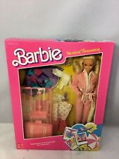 "Mattel 1988 Barbie ""Vacation Sensation"" Doll Set Toys ""R"" Us Exclusive- NRFB"