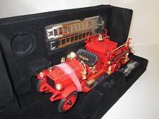 "Road Signature  ""1923""  MAXIM  C - 2  Fire  Truck  (rot)  1:24  OVP !"