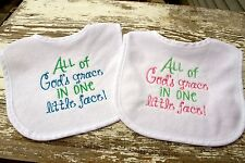 "Baby BIb ""All of God's Grace in One Little Face"""