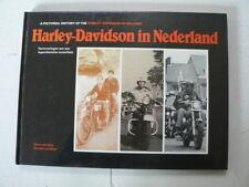 HARLEY-DAVIDSON IN NEDERLAND, HARLEY BIKES IN HOLLAND POLICE,ARMY, A