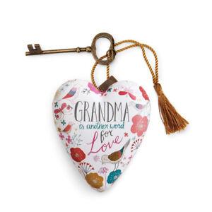 Grandma Art Heart