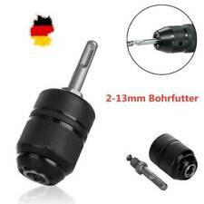 Schnellspannbohrfutter SDS Plus Adapter 2-13mm Bohrfutter Für Bohrer Bohrhammer