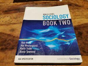 AQA A level Sociology - Book 2