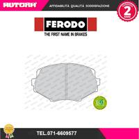 FDB1011-G Kit pastiglie freno a disco ant Mazda (FERODO)